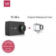 YI 4K Plus- מצלמת האקסטרים הכי טובה במחיר מדהים – כולל מגן! רק $258.99!!!