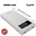 iMustech Power Banks,20000mAh Quick Charger 3.0 with Micro and Type-C רק 40$ עם משלוח עד הבית