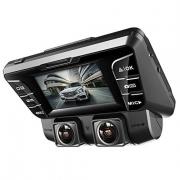 Pruveeo C2 – מצלמת רכב כפולה – לנהגי מוניות וכד' שרוצים להקליט גם את פנים הרכב! זוג מצלמות מסתובבות באיכות FHD עם קופון 30$! $145.43 עד הבית.