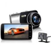 NEXGADGET Dual Lens Dash Cam Full HD Car Dashboard Camera כרגע במבצע עם הכנסת קופון רק 44$ כולל משלוח עד הבית!
