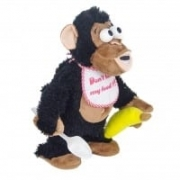"""בובת קוף """"אל תיקח לי את הבננה!"""" שתצחיק את הילדים רק ב45ש""""ח"""