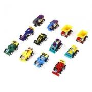"""12 מכוניות צעצוע ב14 ש""""ח"""