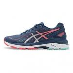 """נעלי ריצה לנשים – ASICS GEL-KAYANO 23 – ללא מכס! רק 250 ש""""ח! לבן/שחור/צבעוני, מידות 36-39.5"""
