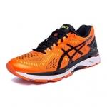 """נעלי ריצה – ASICS GEL-KAYANO 23 מקוריות לגברים – ללא מכס! רק 257 ש""""ח!"""