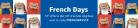 Amazon French Days הצרפתים חוגגים ואנחנו מרווחים 10€ הנחה ברכישה מעל 50€