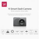 YI DVR – מצלמת הרכב המעולה של שיאומי – גרסא בינלאומית! – לקט מחירי מבצע – החל מ46$