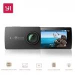 YI 4K – מצלמת האקסטרים המצויינת –  גרסא בינלאומית! – במחיר נדיר! 149.99$