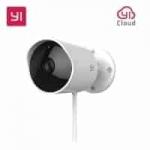 מצלמת האבטחה החדשה של שיאומי – בלי מכס! YI 1080p Outdoor Security IP Camera – רק 69.99$!