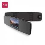 YI Mirror Dash Cam – מצלמת רכב כפולה משולבת במראת הרכב! עם חיבור WIFI – רק 59.99$