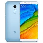 [HK Stock][Official Global Version]Xiaomi Redmi 5 Plus 5.99 Inch 4G LTE Smartphone 18:9 Full Screen MIUI 9 4GB 64GB Snapdragon 625 Octa Core 12.0MP Cam – Blue