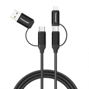 Tronsmart C4N1 4 in 1 Type C Cable