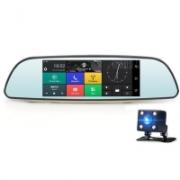 JUNSUN E515 Dual Lens GPS FHD 1080P DVR Rearview Camera