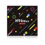 """סטרימר H96 ,- חזק ומומלץ עם 4G/64G + אנדרואיד 7.1 – רק ב-242 ש""""ח!"""