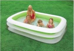 חם בחוץ? קפצו למים! ירידת מחיר לבריכה משפחתית מתנפחת של INTEX דגם 56483 – הכי נמכרת בוואלה שופס!