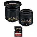 עדשתNikon – דגם AF-S FX NIKKOR 50mm – רק ב-784₪ [100₪ זול יותר מזאפ] – כולל מיסים ומשלוח!