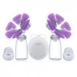 זוג משאבות חלב + 2 בקבוקים – USB – החל מ- $20.35 , כולל משלוח!