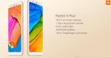 Xiaomi Redmi 5 Plus – מבית שאיומי – 3GB/32GB בגירסה גלובאלית – רק ב-136.11 $ כולל משלוח!