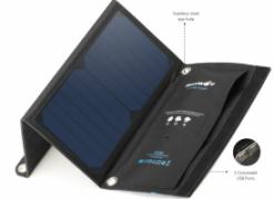 מטען סולארי עוצמתי לסמארטפונים רעבים-  BlitzWolf–  ב-$17.99, כולל משלוח!