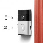 דינג-דונג!! אינטרקום Digoo SB-XYZ – פעמון דלת עם מצלמה, WIFI ובלוטות'! ב-$39.59 כולל משלוח!