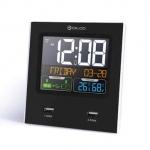 Digoo DG-C3X – שעון דיגיטאלי- כולל מד-חום / מד-לחות / שעון מעורר + 2 יציאות להטענה – לבית / למשרד – ב-10.49 $!
