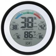 מד לחות וטמפרטורה – מסך מגע  – ב- 4.44 $ !