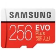 כרטיס זיכרון בכחצי מחיר: SAMSUNG EVO – נפח 256GB – ב- 266 ₪