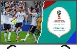 """טלויזיית Hisense בגודל 49"""", 4K, עם אחריות אמזון גרמניה לשנתיים! רק כ1785 ש""""ח!"""