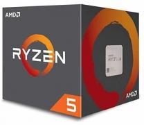מעבד AMD Ryzen 5 1600 + קירור – ב- 669 ₪ [בארץ: 764 ₪] כולל מיסים משלוח ואחריות אמזון!