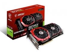 MSI Gaming GeForce GTX 1080 8GB GDDR5X SLI DirectX 12 VR Ready Graphics Card  – במחיר פצצה רק2,476 ובארץ 3,045