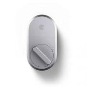 August Smart Lock, 3rd Gen Technology – Silver מנעול חכם