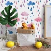 מוסיפים צבע לבית: מדבקות לעיצוב חדרים / רהיטים – מגוון סגנונות וצבעים – רק ב- 7.82$ !