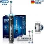 BRAUN Oral-B iBrush9000 – הפרארי של מברשות השיניים החשמליות (המכאניות) רק 339 ₪! [995 ₪ בארץ]