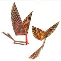 """תשכחו מעפיפונים בוערים: עפיפון ציפור – """"אורניתופטר"""" – עף בכוחות עצמו – 10 מודלים לבניה – בפחות מ- 13₪ !"""
