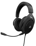 אוזניות חוטיות –CORSAIR HS60 – מיוחד לגיימינג – למחשב / קונסולות – ב- 246₪[בארץ:325₪] – כולל משלוח ואחריות אמזון!