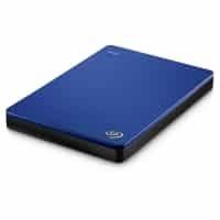 Seagate Backup Plus Slim – כונן חיצוני נייד – נפח 2 TB – ב- 75$ – כולל כוס תרמית CONTIGO ב- 2.10 $ – עם משלוח חינם!