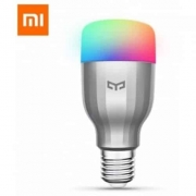 Xiaomi Yeelight 9W RGB E27 LED Smart Light מנורה