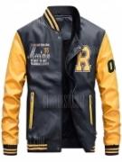 Trendy Classic Comfortable Warm Slim Baseball Jackets