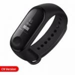 שעון הספורט החדש – Xiaomi Mi Band 3 – במחיר מעולה: $ 22.59 !