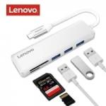 מתאם TYPE C ל – USB 3.0 – כולל כניסה לכרטיסי זיכרון – ב-$19.71 !