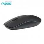 עכבר אלחוטי שקט – דונגל USB – מבית RAPOO – צבעי שחור/לבן – ב- 15.43 $ !