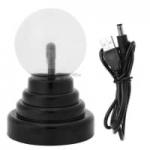 """""""חשמל זורם בכפות ידיך"""": כדור פלאזמה + חיבור USB – ב- 7.99$ !"""