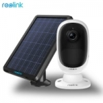 הכי זול אי פעם! מצלמות אבטחה של  Reolink! – אפס חוטים! רק מתקינים וזה עובד! עמידות במזג אוויר, עם חיישן זיהוי תנועה, עם חיבור WIFI וענן וטעינה סולארית!