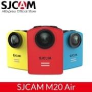 SJCAM M20 – מצלמה מעולה עם מסך אחורי, שלל אביזירים וייצוב GYRO במחיר מעולה: 48.49 $ !