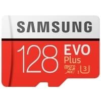 כרטיס זיכרון – Samsung EVO Plus 128GB- במחיר פצצה: רק 94 ₪  [בארץ: 162 ₪] – לזמן מוגבל !