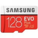 כרטיס זיכרון – Samsung EVO Plus – 128GB – ב- 93 ₪ [בארץ החל מ-162 ₪] !