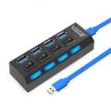 מפצל אוניברסלי מהיר – עם 4 יציאות USB 3.0 + מתגים – ב-4.99 $!