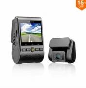 ביקשתם? קיבלתם! לבקשתכם קופון חדש על מצלמת הרכב הכפולה החדשה של VIOFO! גם מלפנים, גם מאחור וגם עם WIFI! רק 129.99$!
