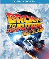 """Back to the Future Trilogy Blu-ray מארז בלו -רי טרילוגיית """"בחזרה לעתיד"""" ב97 ש""""ח עד הבית"""