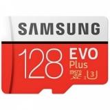 כרטיס זיכרון מצויין ומהיררר! SAMSUNG EVO PLUS 128GB רק ב21.8$!!!