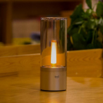 Original Xiaomi Yeelight 5W Rechargeable Dimmable LED Candle Night Light Bluetooth Control